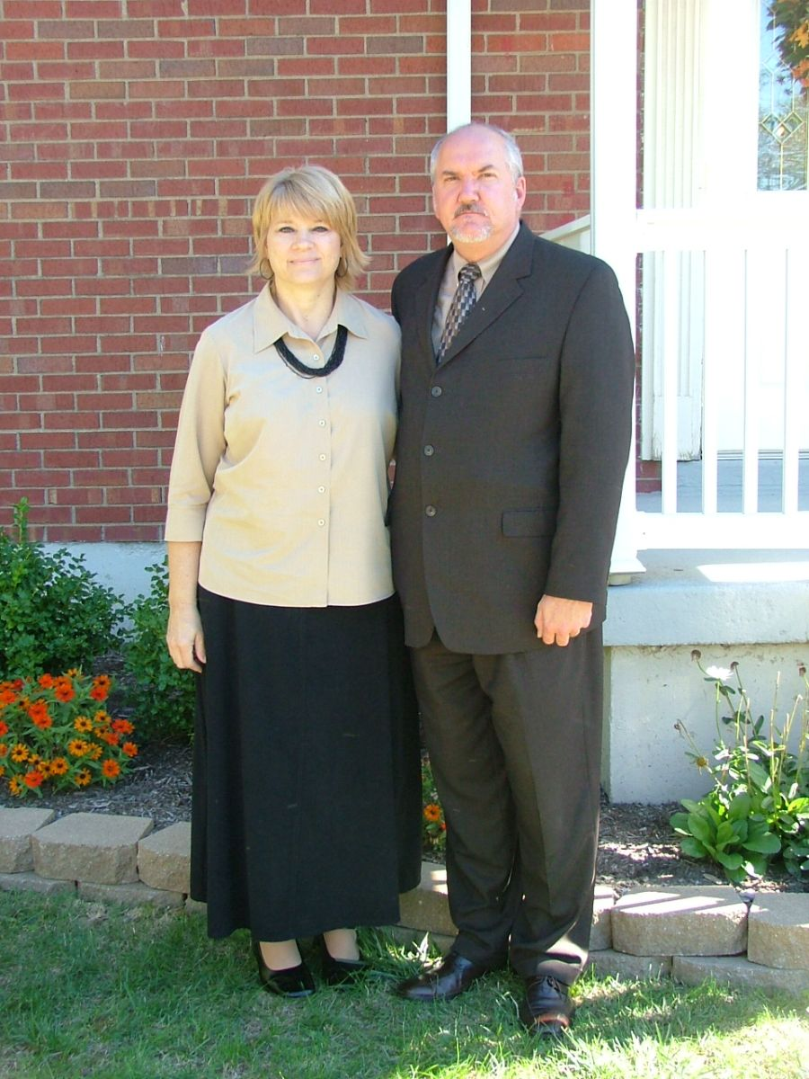Pastor Dave and Gayle Jackson